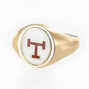 Regalia Store UK 1-382-300x300 Reversible 9ct Gold Triple Tau Masonic Ring