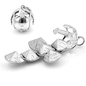 Regalia Store UK 1-51-300x300 Large Size Solid Silver Masonic Orb