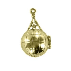 Regalia Store UK 1-59-300x300 Rare Masonic Ladder Orb – Solid Silver and Gold Plated
