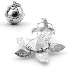 Regalia Store UK 10A Silver Order of the Eastern Star Masonic Ball