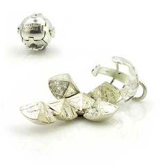 Regalia Store UK 11-1 Small Size Solid Silver Masonic FreeMason Orb