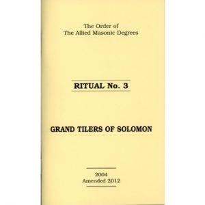 Regalia Store UK 1336643893_39-300x300 Allied Masonic Degrees Ritual No 3 - Grand Tilers of Solomon