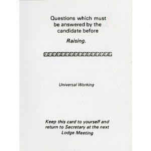 Regalia Store UK 1342446088_44-300x300 Universal Working Raising Card