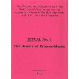 Regalia Store UK 1500023335_9504-300x300 Red Cross of Constantine Ritual No. 4: Senate