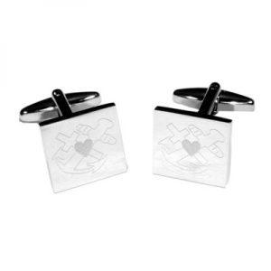Regalia Store UK 5182boem7-300x300 Masonic Faith Hope & Charity Cufflinks