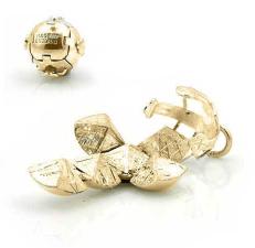 Regalia Store UK 5A Large Size 9ct Yellow Gold Masonic Orb