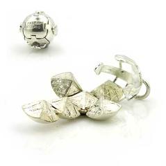 Regalia Store UK 7A Medium Size Solid Silver Masonic FreeMason Orb