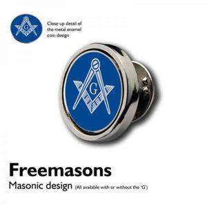 "Regalia Store UK 9954masonicbluelapelpin-300x300 XLP-MasonicBlue Coin Lapel Pin Badge (with ""G"")"