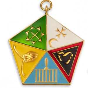 Regalia Store UK Allied-Masonic-Degrees-Past-Masters-Collarette-Jewel-300x300 Allied Masonic Degrees – Past Master Collarette Jewel