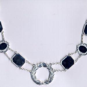 Regalia Store UK CR86-300x300 Craft W.M. [Oval Shield/Oblong] Collar Chain