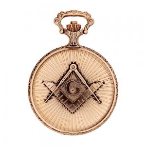 Regalia Store UK Hunter-G129-PQ-Masonic-Pocket-Watch-300x300 Hunter G129 PQ Masonic Pocket Watch