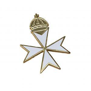 Regalia Store UK IMG_2826-300x300 Knights Of Malta Priors Cap Badge