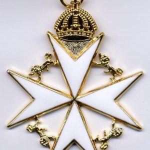 Regalia Store UK KM5-300x300 Knights Of Malta Priors Collarette Jewel