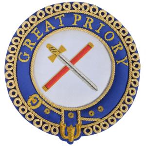 Regalia Store UK KT-Great-Priory-Mantle-Badge-300x300 Knights Templar Great Priory Mantle Badge