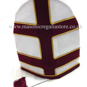 Regalia Store UK Knights-Templar-High-Priests-Mitre-300x300 Knights Templar High Priests Mitre