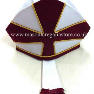 Regalia Store UK Knights-Templar-Priests-Mitre-300x300 Knights Templar Priests Mitre