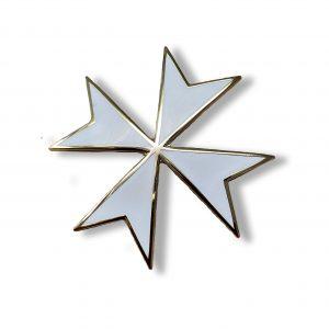 Regalia Store UK Knights-of-Malta-Cap-Badge-300x300 Knights Of Malta Cap Badge
