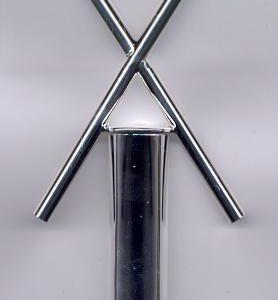 Regalia Store UK MK17-278x300 Mark Wand Tops Only [Director Of Ceremonies]