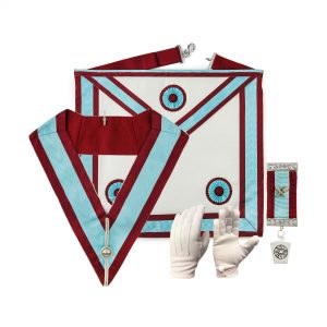 Regalia Store UK Mark-Master-Mason-Regalia-Set-1-300x300 Mark Master Masons Regalia Set [Set 1]