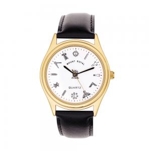 Regalia Store UK Mens-G404-Masonic-Wrist-Watch-300x300 Men's G404 Masonic Wrist Watch