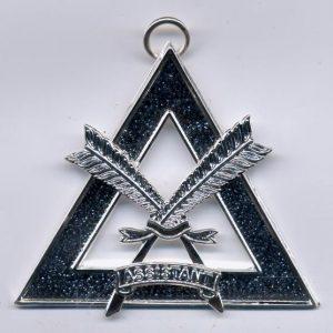 Regalia Store UK RAM3ASC-300x300 R.A.M. Officers Collar Jewel [Assistant Scribe]