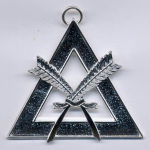 Regalia Store UK RAM3SCR-300x300 R.A.M. Officers Collar Jewel [Scribe]