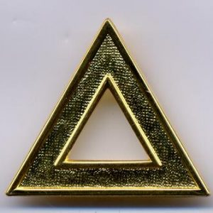 Regalia Store UK RAM9D-300x300 R.A.M. Apron Triangles Gilt