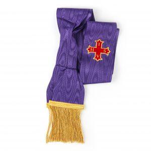 Regalia Store UK Red-Cross-of-Constantine-Sash-300x300 Red Cross Of Constantine Sash