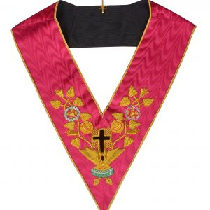 Regalia Store UK Rose-Croix-18th-Degree-Collar-300x300 Rose Croix 18th Degree Collar