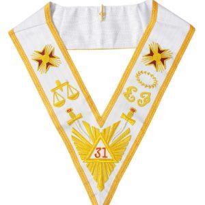 Regalia Store UK Rose-Croix-31st-Degree-Collar-300x300 Rose Croix 31st Degree Collar