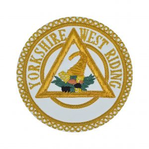 Regalia Store UK Royal-Arch-Chapter-Provincial-Badge-300x300 Royal Arch Chapter Provincial Apron Badge