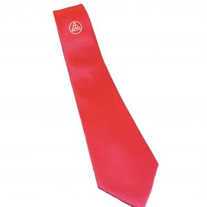 Regalia Store UK Royal-Arch-Woven-Tie-with-Logo-300x300 Royal Arch Chapter Tie