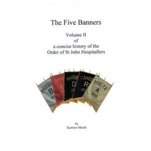 Regalia Store UK cover2_27e9d07bce-300x300 Knights of St John Vol. II - The Five Banners