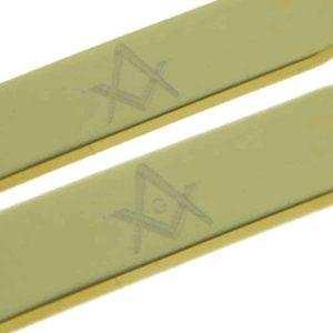 Regalia Store UK csg_pack-300x300 Gold Plated Masonic Engraved Collar Stiffeners