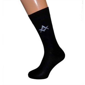 Regalia Store UK dsc_2347_1-300x300 Pair of Masonic Design with G Freemasons Socks