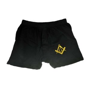 Regalia Store UK dsc_3179-300x300 Masonic Boxer Shorts with Gold Design available with or without G