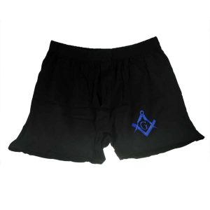 Regalia Store UK dsc_3184-300x300 Masonic Boxer Shorts with Blue Design available with or without G