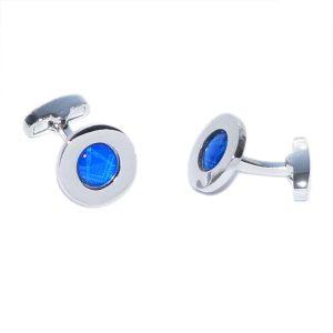 Regalia Store UK dsc_7538-300x300 Masonic Blue Centred Cufflinks