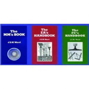 Regalia Store UK masonic-handbooks_577cefb556-300x300 3 For 2 Ward Handbooks Pack