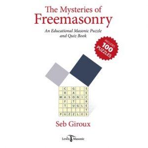 Regalia Store UK mysteries_c0fc99e6c0-300x300 The Mysteries of Masonry (Puzzle Book)