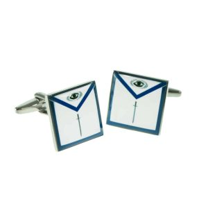 Regalia Store UK x2bocs298_tyler-300x300 Apron Style Tyler Masonic Cufflinks
