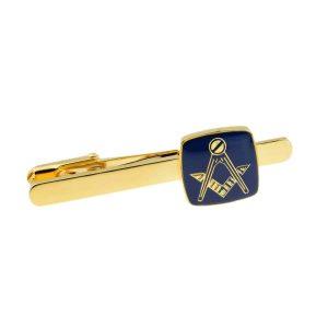 Regalia Store UK x2m014-300x300 Masonic Blue & Gold Tie Clip (No G)