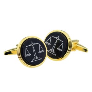 Regalia Store UK x2n010-300x300 Gold Plated Black Scales of Justice Lawyers Masonic