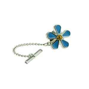 Regalia Store UK xajtt028-300x300 Forget Me Not Masonic Flower Tie Tac