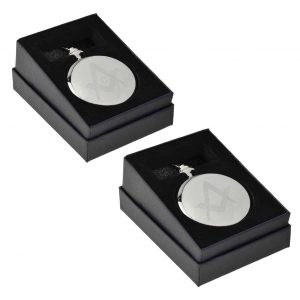 Regalia Store UK xcpw7-group-300x300 Masonic Design Engraved Silver Pocket Watch in Gift Box