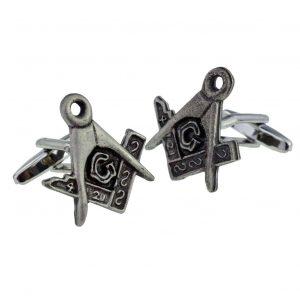 Regalia Store UK xdhcl0698-300x300 English Made Pewter Masonic Regalia with G Cufflinks