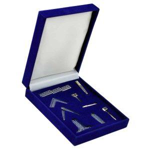 Regalia Store UK xlfg014-300x300 Miniature Masonic Freemason Working Tools Gift Set