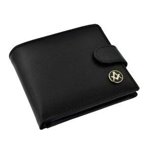 Regalia Store UK xlw1c008-300x300 Black Leather Wallet with Black Masonic Coin Design (Gold No G)