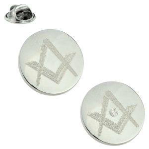 Regalia Store UK xomtp036_-_both-300x300 Masonic Engraved Lapel Pin Badge