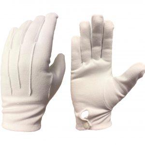 Regalia Store UK Masonic-White-Cotton-Gloves-300x300 Masonic White 100% Cotton Gloves